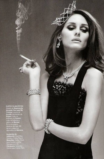 Olivia Palermo, Olivia Palermo in Vogue Spain