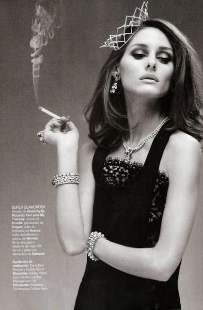 Olivia Palermo, Olivia Palermo in Vogue Spain