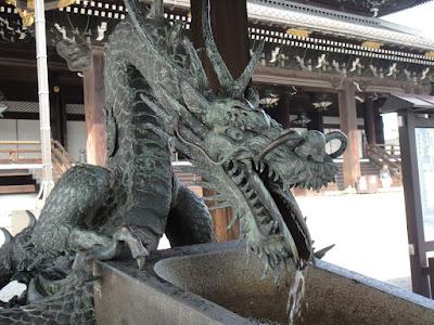 Dragon's blergh face
