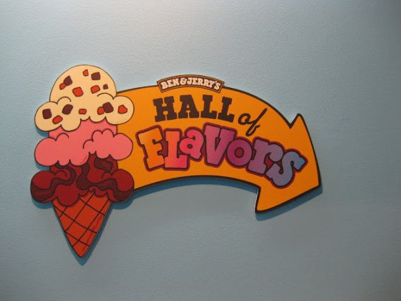 Ben & Jerry's Hall of Flavours