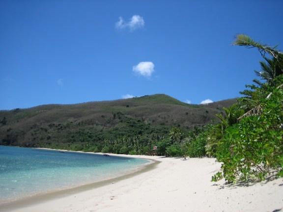 Botaira Beach, Naviti Island, Fiji