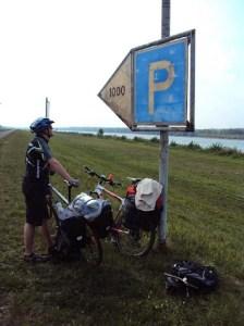 Dann parken wir halt...
