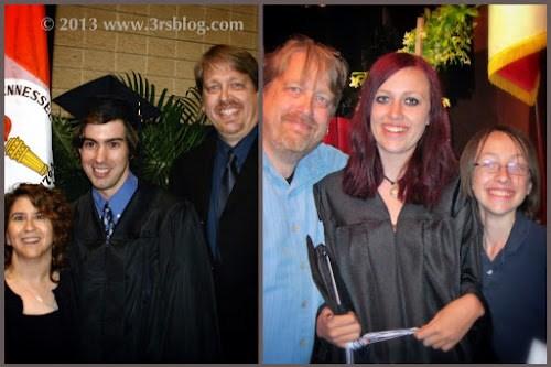 graduation photo collage  www.3rsblog.com