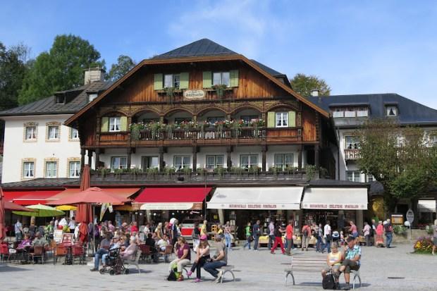 In Schönau am Königsee ist viel los