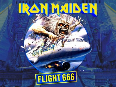 Historiador do Rock: Wallpapers Iron Maiden