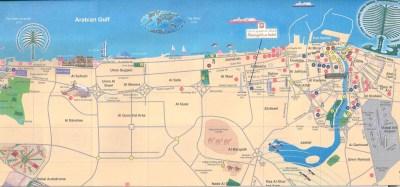 DUBAI MAP | Deneme amaçlı