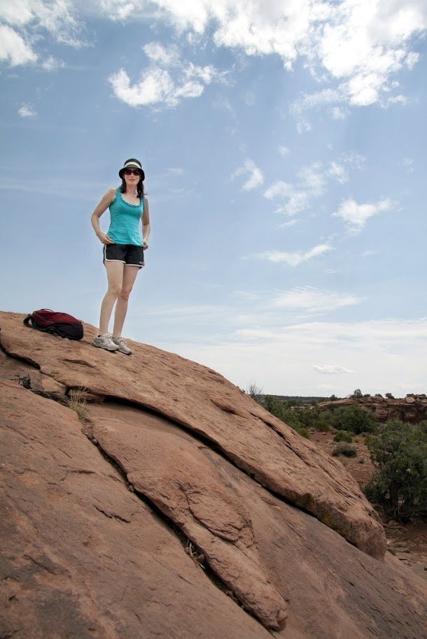 Renee on the Slickrock.jpg