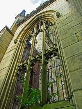 St Lukes Abandoned