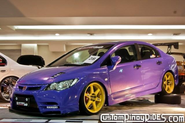 Honda Civic FD Autobot Custom Pinoy Rides