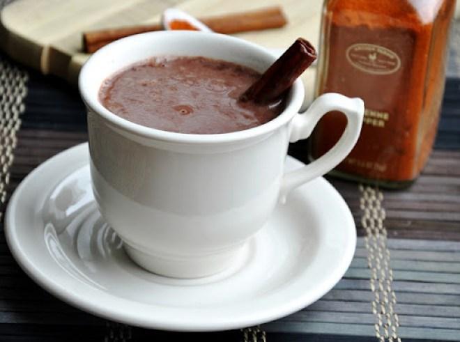 mayan hot chocolate 287