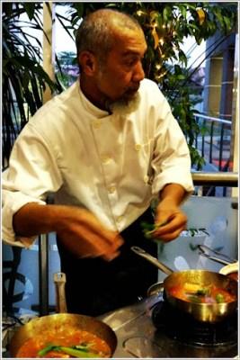 Buffet Ramadhan Terbaik - ikan asam pedas pak zul