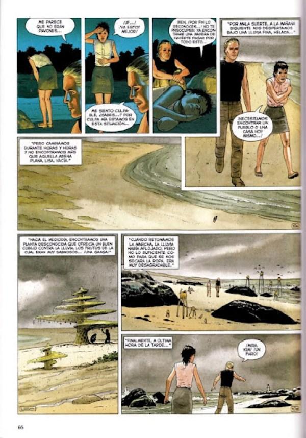 Leo - Los Mundos de Aldebarán Integral  - FR #1 - página 66