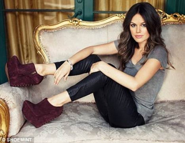 Shoe Mint by Rachel Bilson
