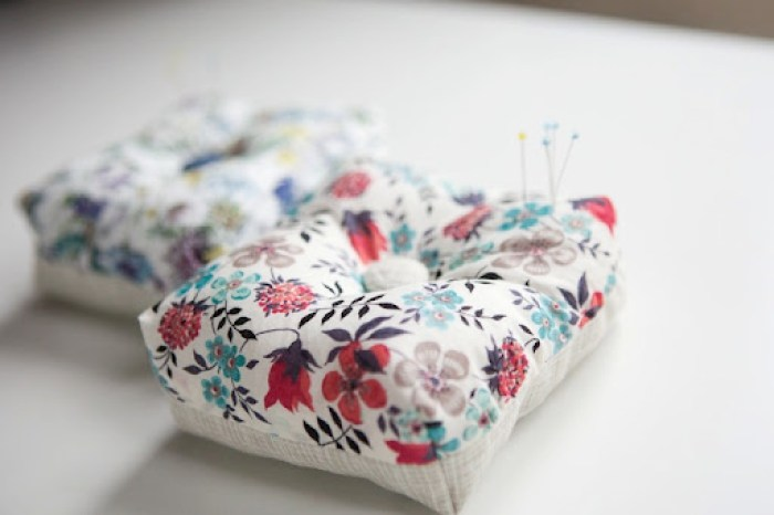 Liberty Pincushions Group 26