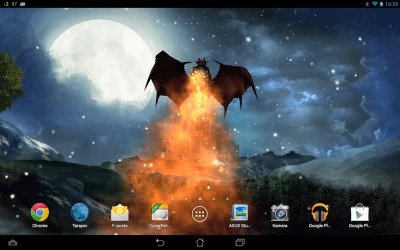 Dragon Live Wallpaper - Android Apps on Google Play