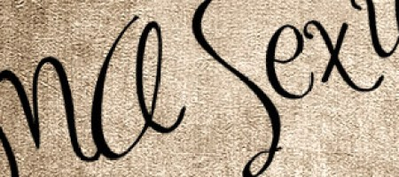 [Fonts整理]手寫、書寫體字型集-1