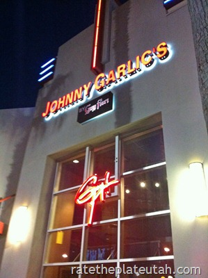 Johnny Garlic's