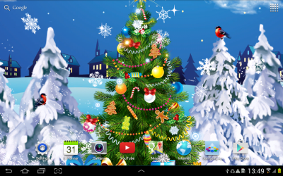 Christmas Live Wallpaper - Android Apps on Google Play