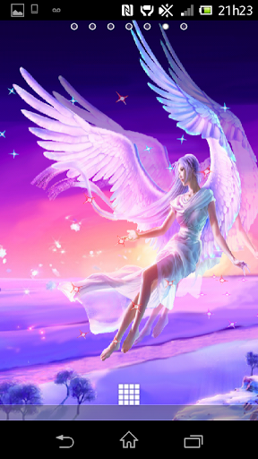 Download Angel Fairy 3D Live Wallpaper for PC