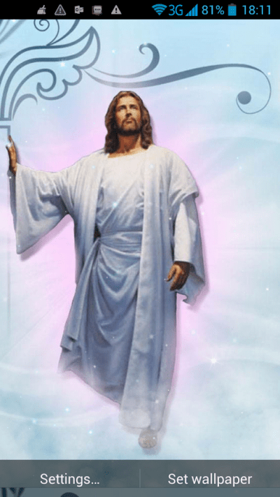 Jesus Christ Live Wallpaper - Android Apps on Google Play