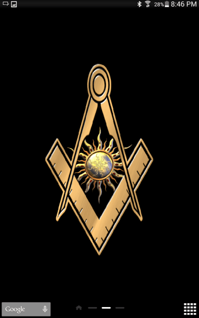 Masonic Emblem Live Wallpaper - Android Apps on Google Play