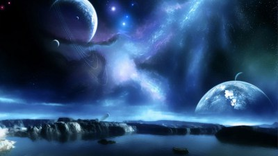 Alien Worlds Live Wallpaper - Android Apps on Google Play