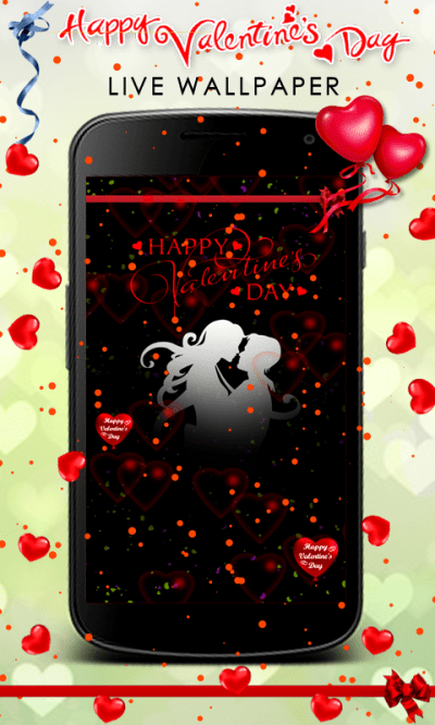 Valentine's Day Live Wallpaper - Android Apps on Google Play