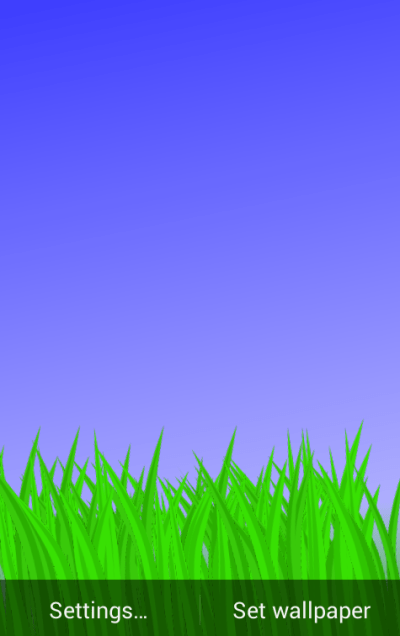 Breezy Grass Live Wallpaper - Android Apps on Google Play