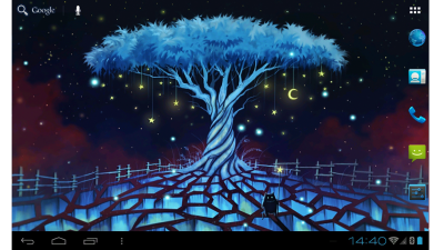 Star home : Glowing magic land Live wallpaper - Android Apps on Google Play