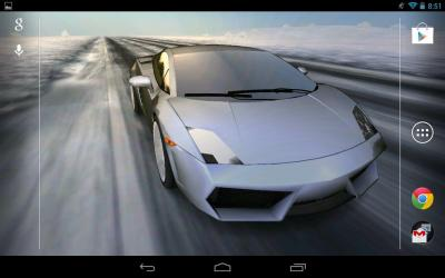 3D Car Live Wallpaper - Android Apps on Google Play