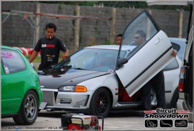CustomPinoyRides Circuit Showdown Turbo Civic pic3