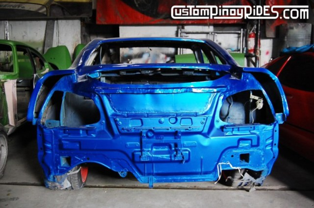 CustomPinoyRides Atoy R33 to R35 conversion pic3