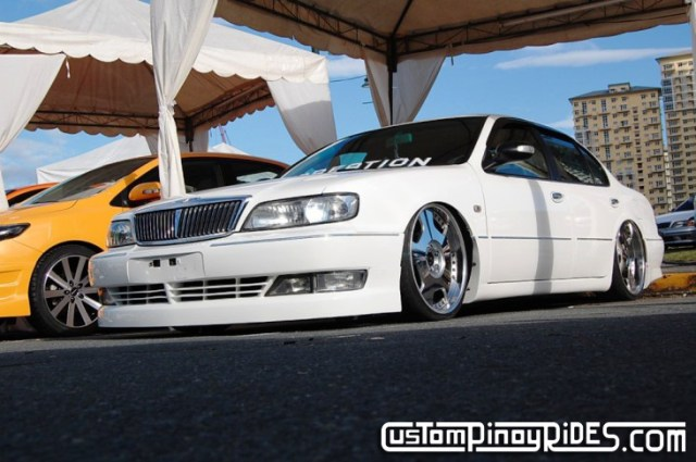 VIP Style A32 Nissan Cefiro by Careation - CustomPinoyRides pic1
