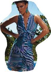 vestido renner II