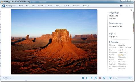 windows live photo gallery-offline instal-information-vmancer
