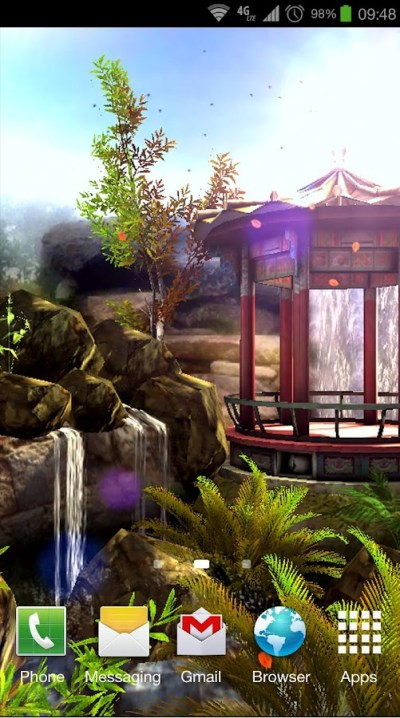 Oriental Garden 3D free - Android Apps on Google Play