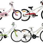 BYK Kid's Bikes - Light, ergonomic, well designed kids bikes - from $250