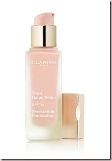 Clarins Everlasting Foundation SPF 15 30ml $65