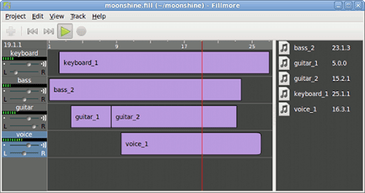 Fillmore Interface
