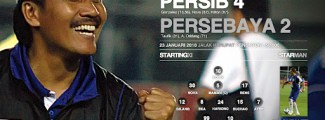Streaming Persib vs PSKC