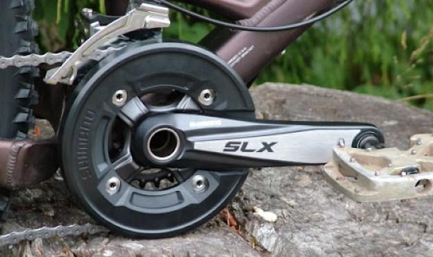 SLX cranks