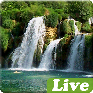 Waterfalls Live Wallpaper - Android Apps on Google Play