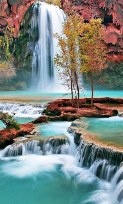 4D Waterfall Live Wallpaper – Android-Apps auf Google Play