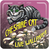 Cheshire Cat HD Live Wallpaper - Android Apps on Google Play