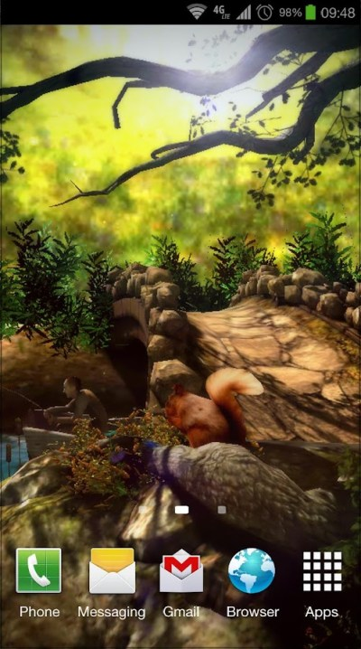 Fantasy Forest 3D Free - Android Apps on Google Play