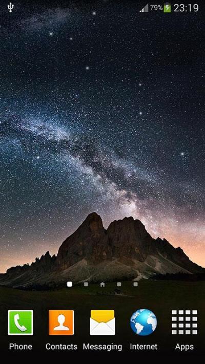 Cielo notturno sfondi animati - App Android su Google Play