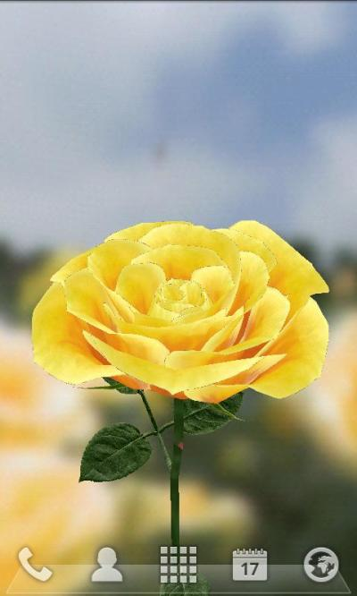 3D Rose Live Wallpaper - Android Apps on Google Play