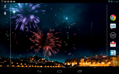 KF Fireworks Live Wallpaper - Android Apps on Google Play