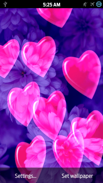 Love Heart Live Wallpaper - Android Apps on Google Play