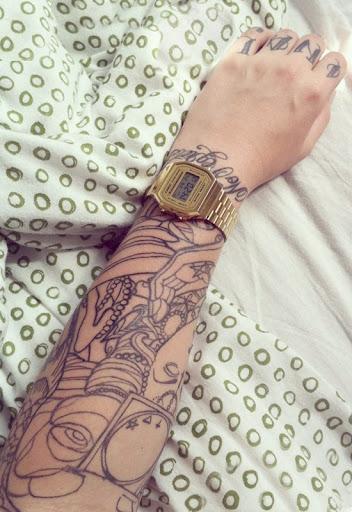 tattoo designs for men hands